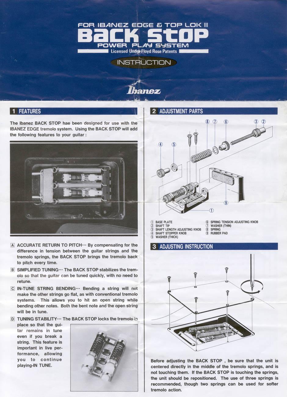 Edge Pro + ESP Arming Adjuster + Tremol-No  Possible? - Jemsite