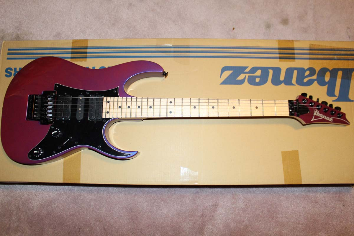 IBANEZ RULES!! - USED GUITARS FOR SALE